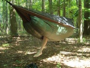 Nest Under Quilt