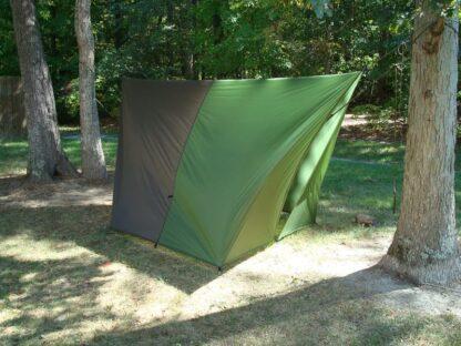 11' x 10' Tarp Tent w/10' Ridgeline